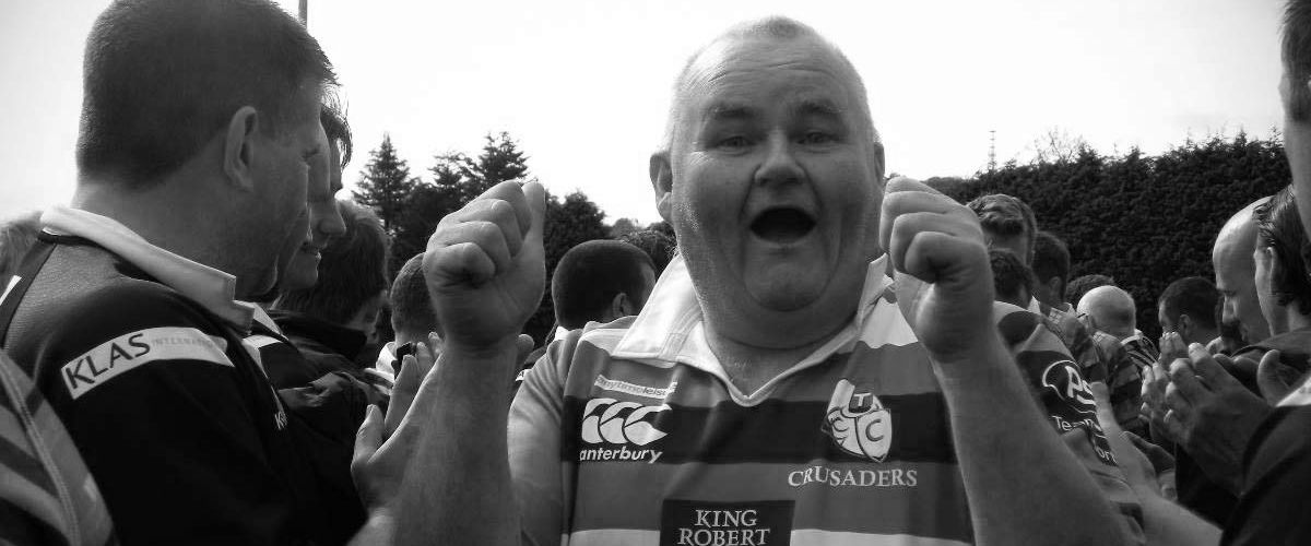 Scott Glynn - Scottish Legends and Crusaders Charity Rugby