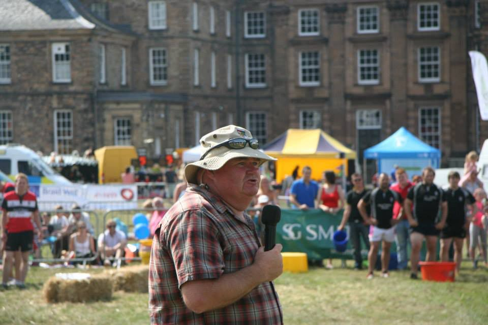 Scott Glynn - Festival and Agricultural Show Host
